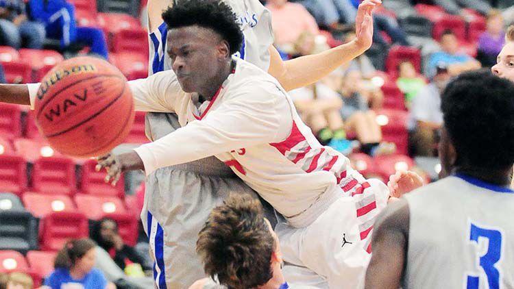 Calhoun County Tournament:  Saks vs White Plains