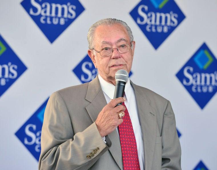 Sam's Club opens 18