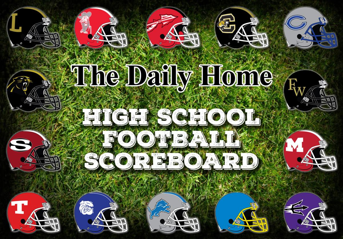 Talladega, St. Clair County area prep football; Week 9 (Thursday edition): Lincoln suffers setback