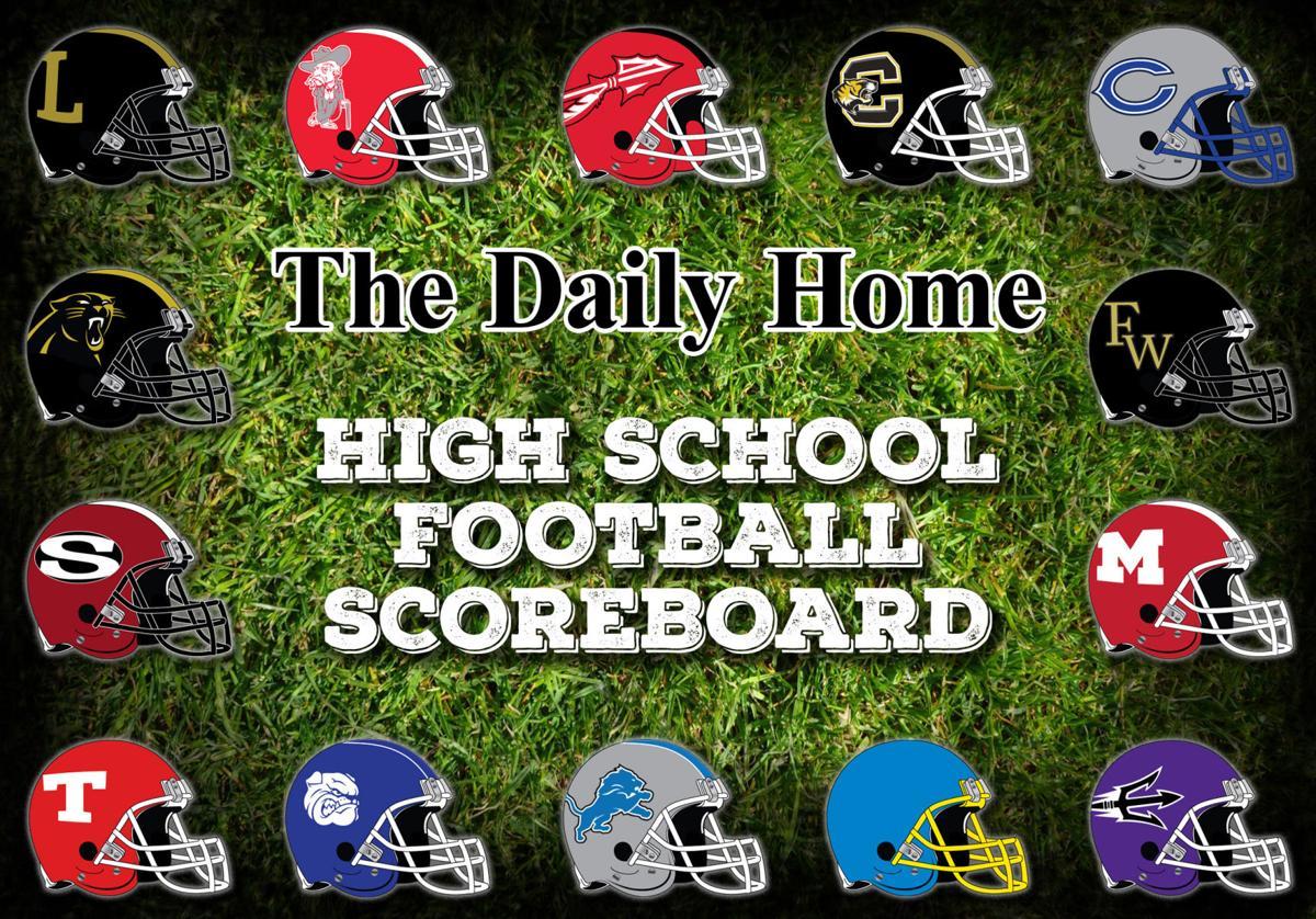 Prep Football Scoreboard Week 1