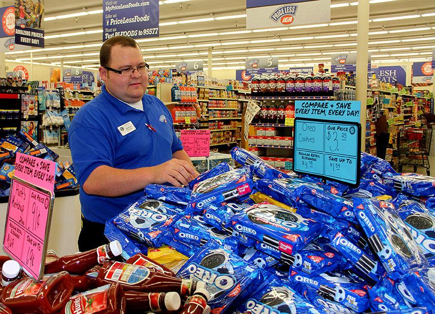 Piedmont native manages Jacksonville store