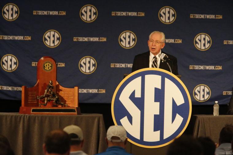 SEC Media Day - Monday 44