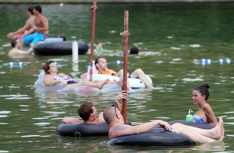 Float! at Crystal Springs Lake