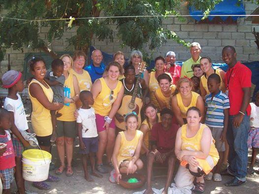 FBC Haiti trip