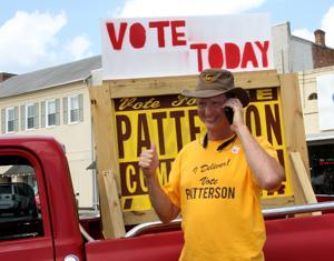 Patterson wins