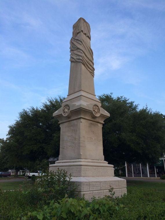 Hayneville monument