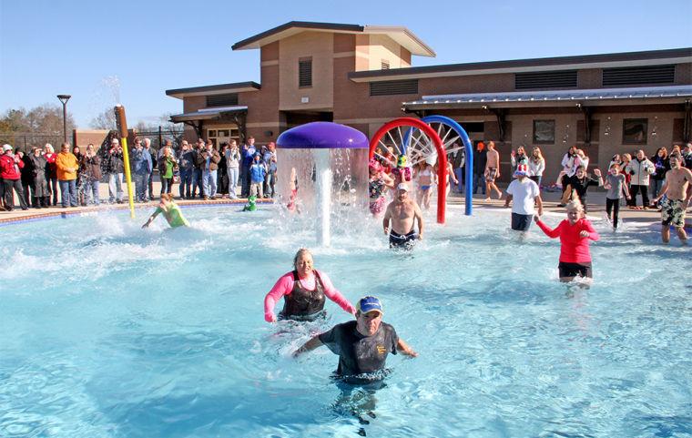 Plunge! at Piedmont Aquatic Center