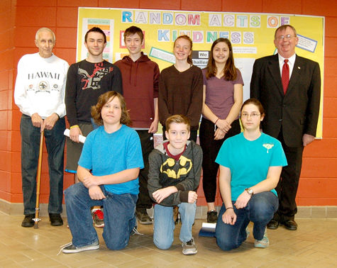 essay contests middle school students 2012