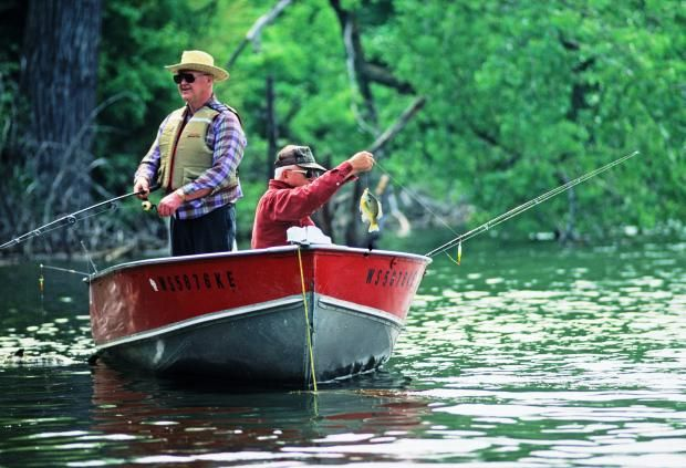 Dnr reports on fishing forecast birds frogs what 39 s for Wisconsin dnr fishing report