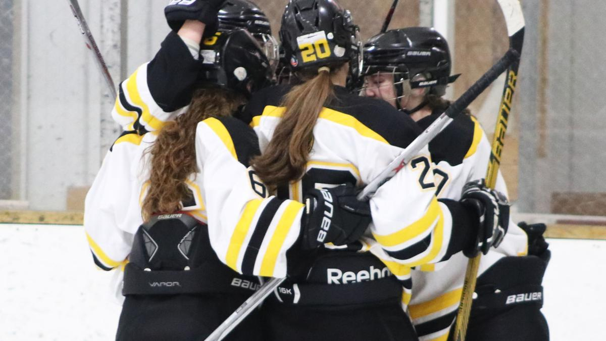 Hayward-Spooner hockey girls back to State