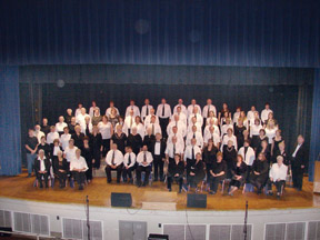 THE 2010 CHOIR