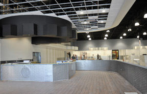 <p>Shown is the almost finished interior ofShiawassee County's first Planet Fitness,1580E. M-21 in Caledonia Township. Pre-sale memberships will be available starting June 6 and the fitness center is expected to open by the end of July, according to the franchise owner.</p>