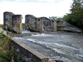 Shiatown dam