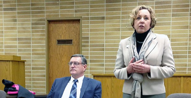 Legislators visit Payette,  discuss concerns