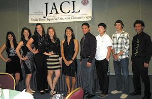 Friends of JACL honor 10 local high school seniors