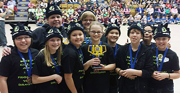 Westside wins first robotics trophy