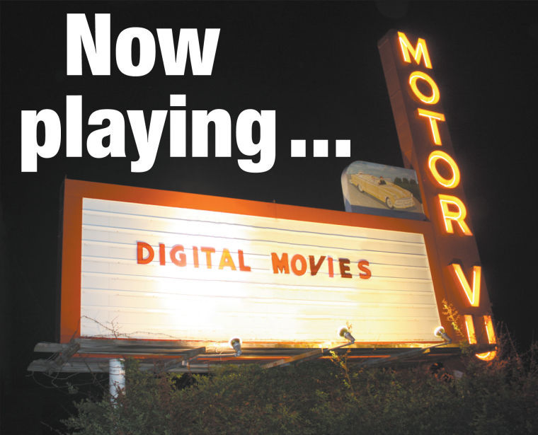 Local Theaters Welcome The Switch From Film To Digital