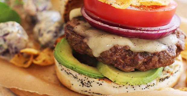 School's out — time to get schooled on burgers