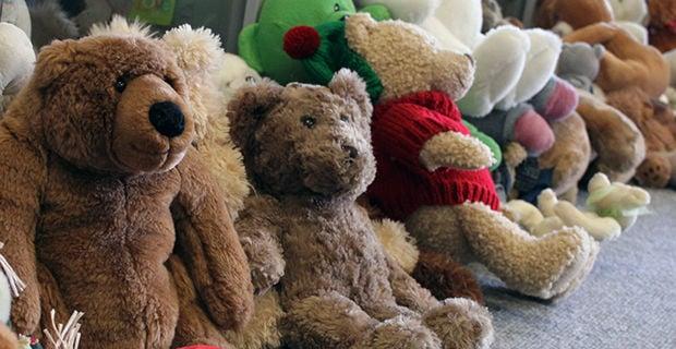 Bears help make learning fun