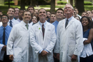 OU Heritage College of Osteopathic Medicine convocation
