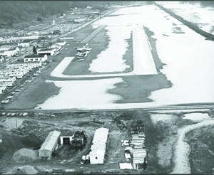Former airport