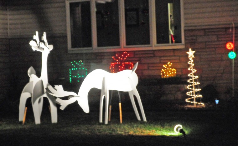 Christmas lights 13