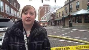Union Street fire