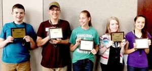 Bits 'n' Pieces 4-H skit team going to Ohio State Fair