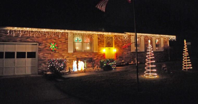 Christmas lights 12