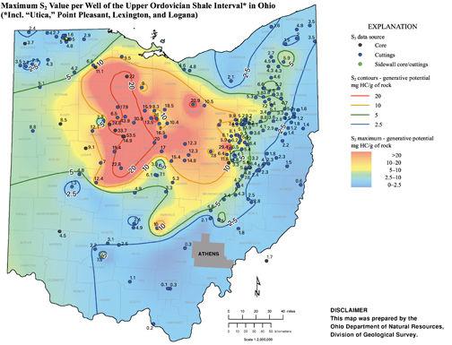Department Natural Resources Ohio
