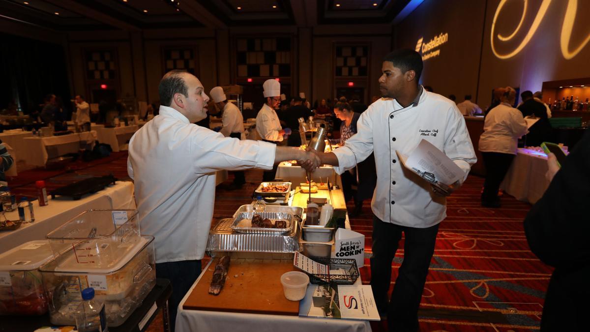 ACBGC event Men R' Cookin' heats up Harrah's