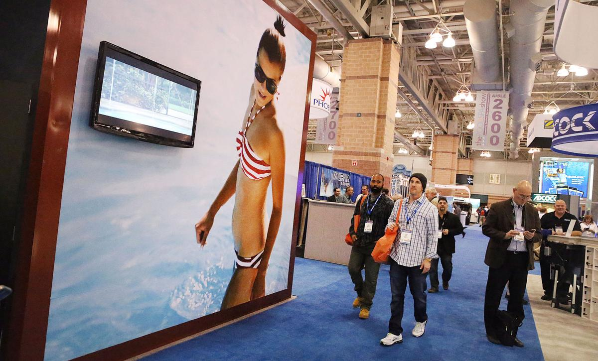 Atlantic city pool spa show gallery for Pool show atlantic city