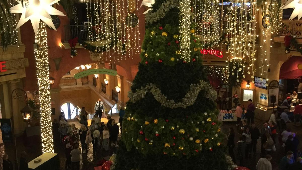 Trop's Holiday tree lighting ushers in the season