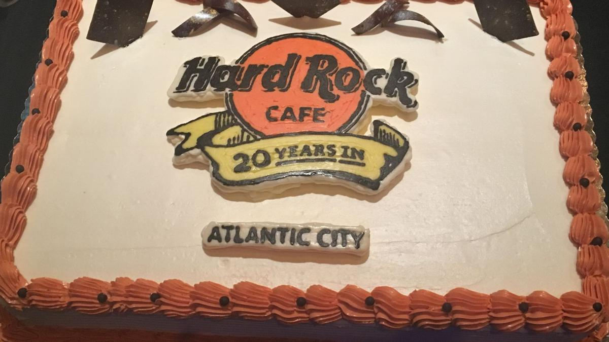 Hard Rock Cafe celebrates 20 years in Atlantic City