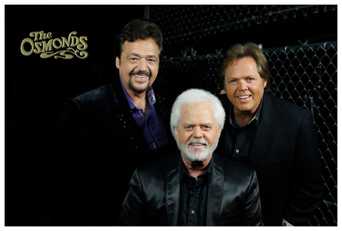 Now into their 50th year as entertainers, the Osmond ...