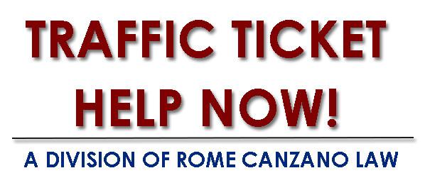 Traffic Ticket Help Now!