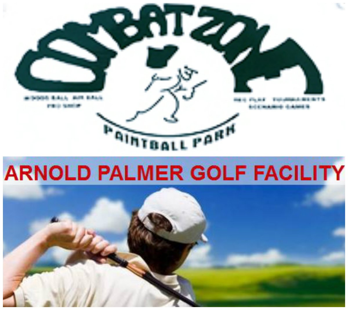 The Combat Zone Paintball/Arnold Palmer Golf Facility