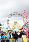 Two children 'shaken up' after coaster cars bump at state fair