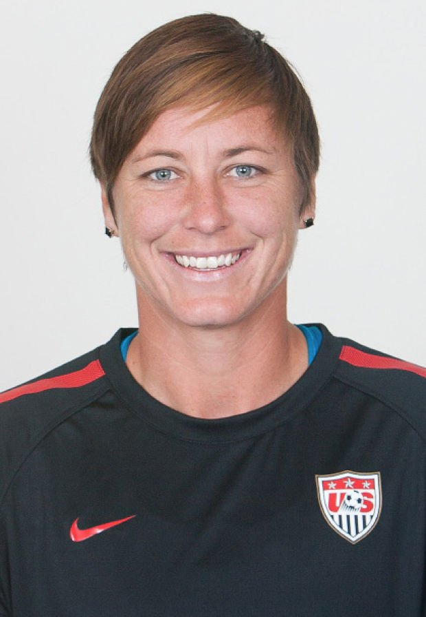 apple ambassador  soccer star abby wambach to help promote