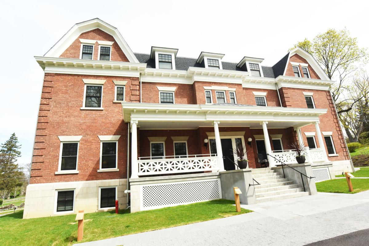 New cayuga county hotel among five area sites recognized for Auburnpub