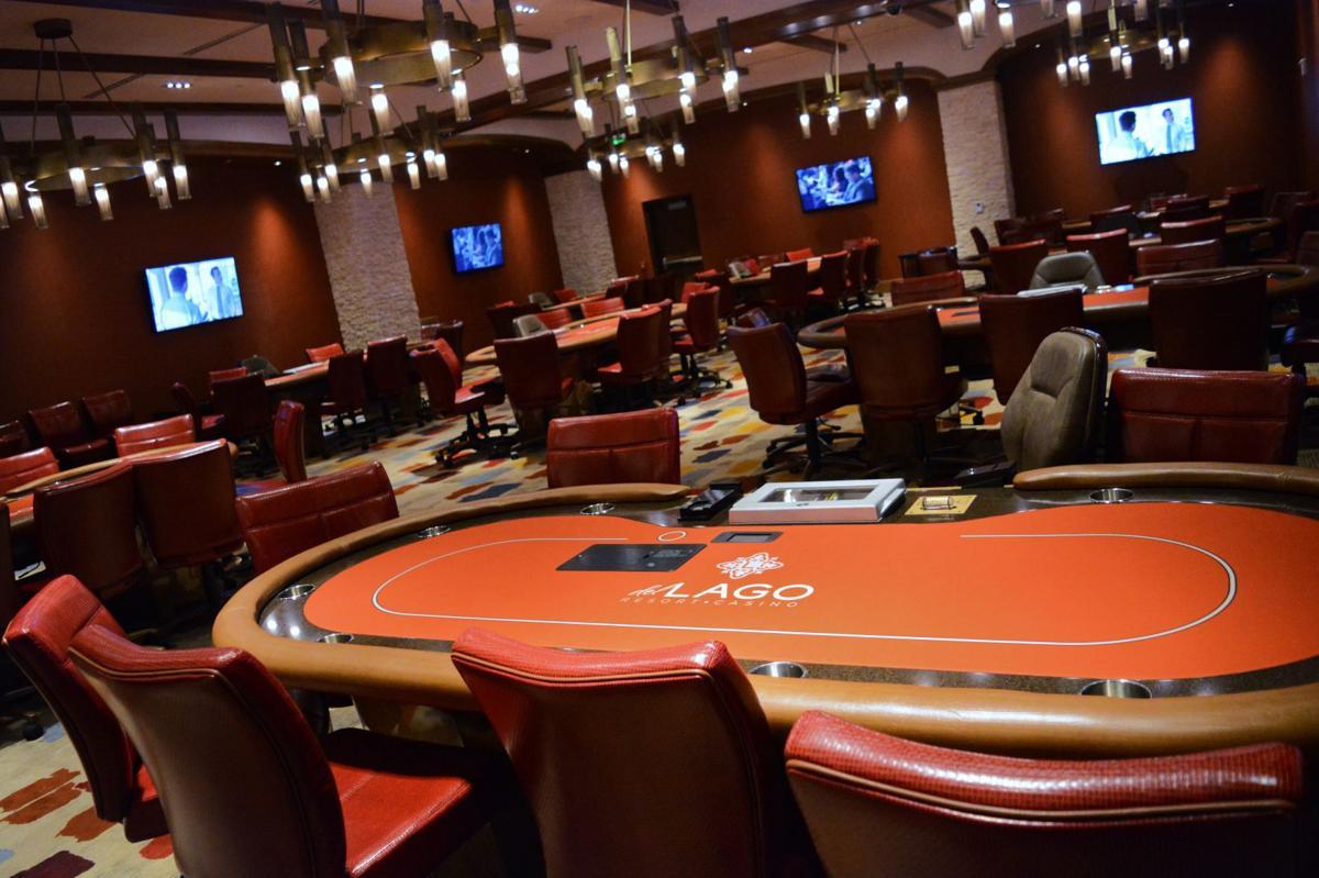 Waterloo poker players