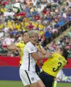 Wambach says she just wants to win her last World Cup