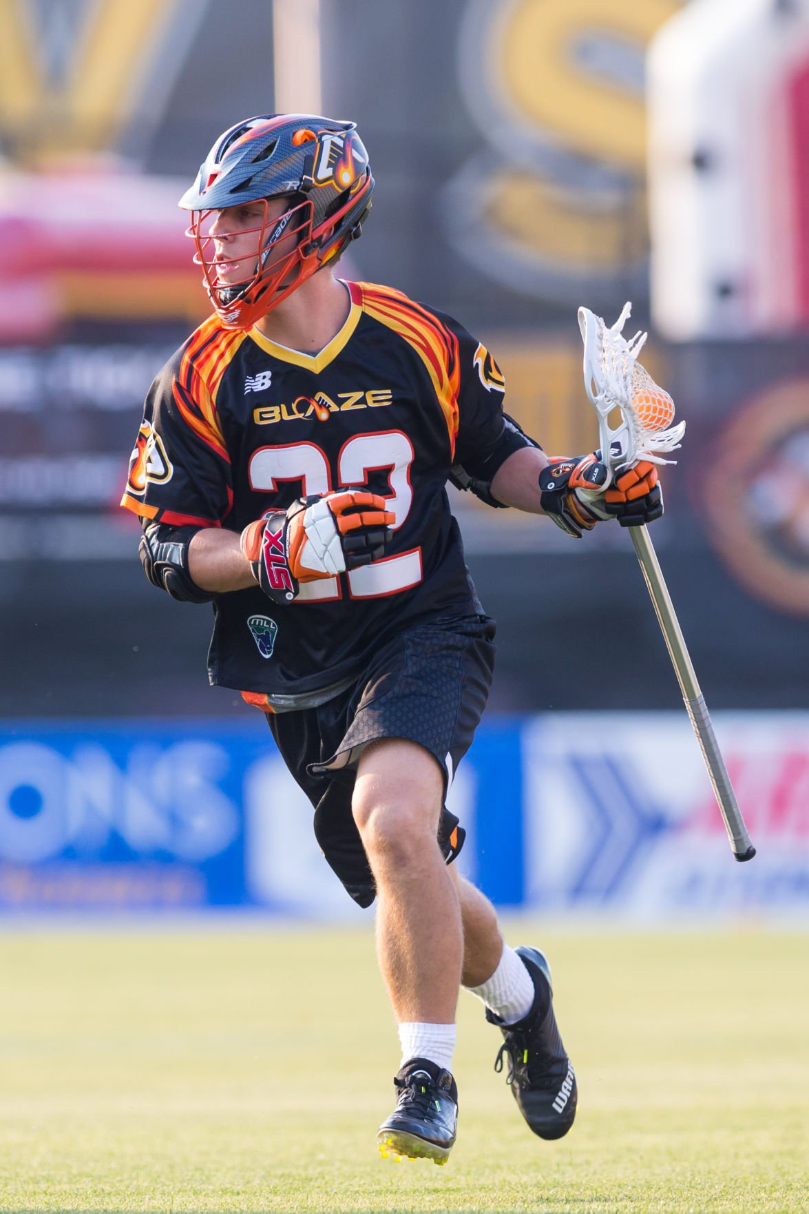 Skaneateles' Kevin Rice named to All-MLL team | Local ...