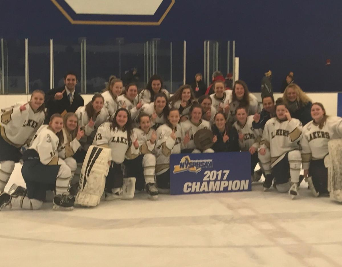 skaneateles girls hockey captures state title finishes undefeated skaneateles girls hockey captures state title finishes undefeated
