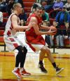 Southern Cayuga boys basketball team falls in sectional semifinals
