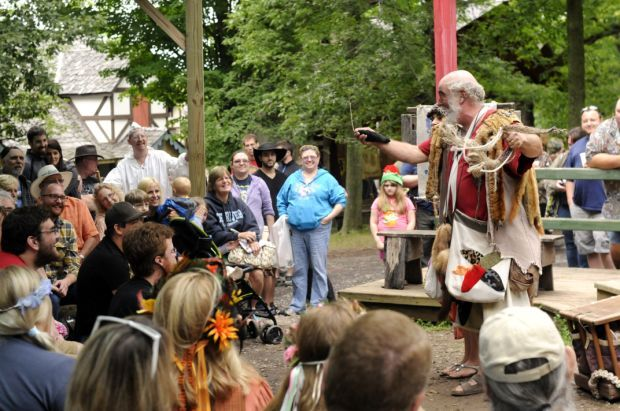 Sterling Renaissance Festival Pays Off Tax Debt To Cayuga