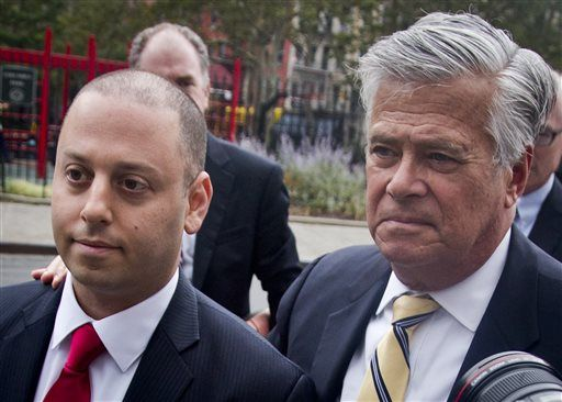Ex-NY Senate leader, son plead not guilty to latest charges