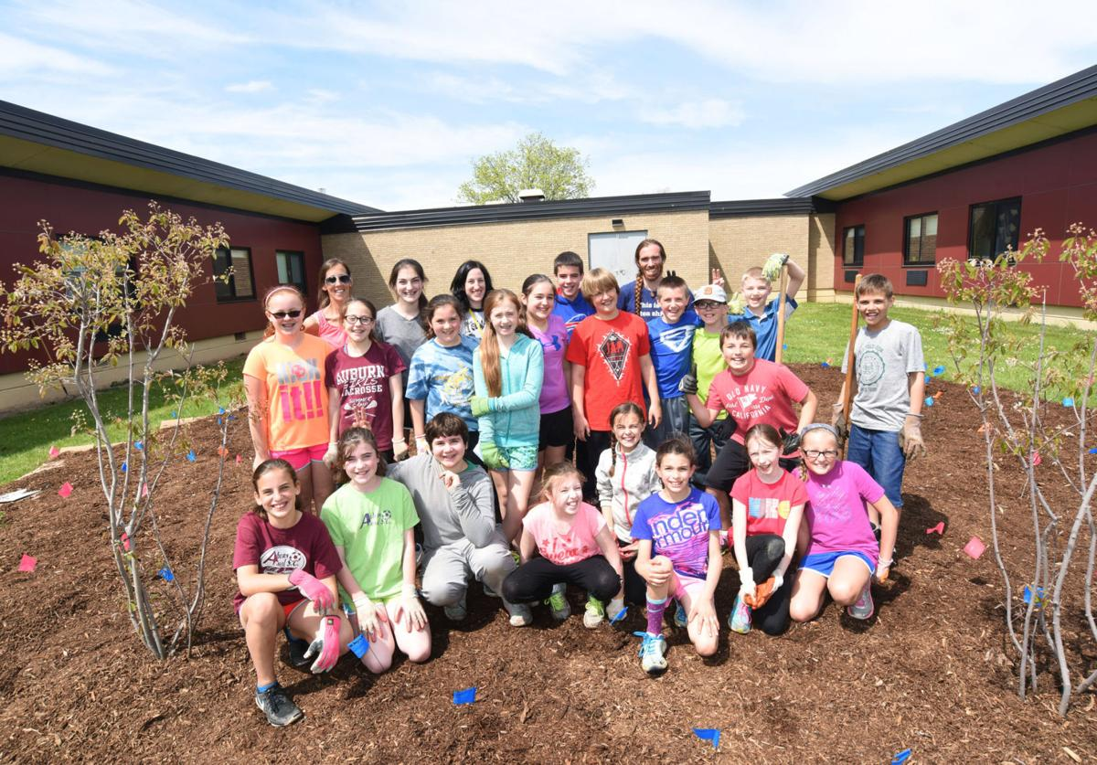 Fundraiser Launched For Seward Elementary Garden Project Lake Life