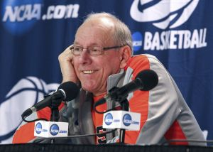 Syracuse University basketball coach Jim Boeheim to promote autobiography at Auburn bookstore Nov. 13