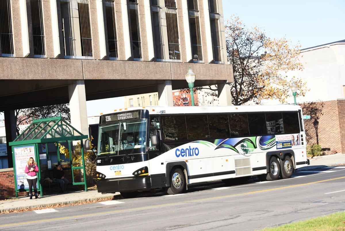 Auburn syracuse mayors centro funding in highway bill for B b new york centro